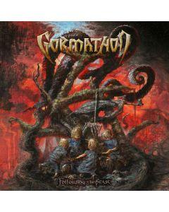GORMATHON - Following the Beast/Digipack Limited Edition CD
