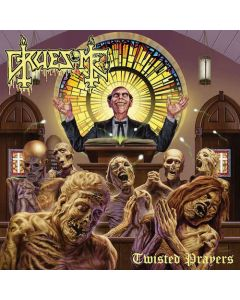 GRUESOME - Twisted Prayers / CD