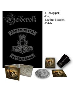 HEIDEVOLK-Vuur Van Verzet/Limited Edition Bundle