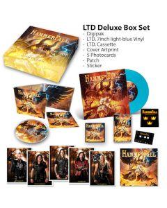 HAMMERFALL - Dominion / Deluxe Box Set