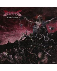 COFFINS - March Of Despair / Picture LP