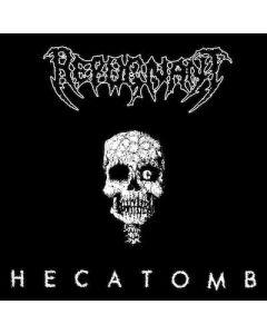 """REPUGNANT - Hecatomb / Etched 12"""""""