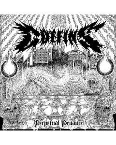COFFINS - Perpetual Penance / Clear 2LP