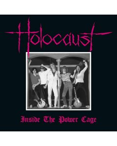 HOLOCAUST - Inside the Power Cage / Import Red 2LP