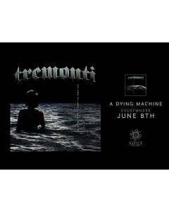 TREMONTI-A Dying Machine/Limited Edition Digipack CD