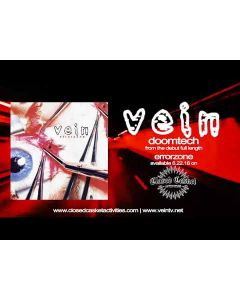 VEIN - Errorzone / Green LP