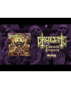 GRUESOME - Twisted Prayers / CD