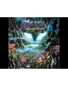 SAXON - Rock The Nations / LP