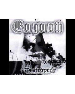 GORGOROTH - Destroyer / Red LP
