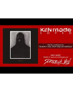 KEN MODE - Loved / Digipak CD