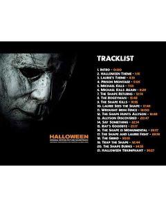 JOHN CARPENTER - Halloween Original Soundtrack / Orange LP