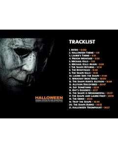 JOHN CARPENTER - Halloween Original Soundtrack / CD