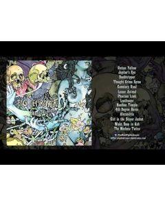PIG DESTROYER - Phantom Limb / BEER COLORED LP