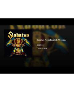 SABATON - Carolus Rex (Platinum Edition) / 2CD