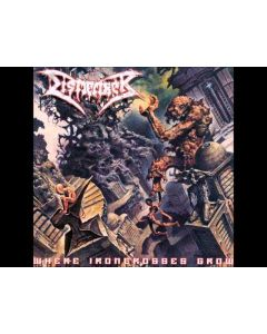 DISMEMBER - Where Iron Crosses Grow / Import CD