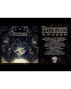 PESTILENCE - Hadeon / Cassette