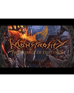 MONSTROSITY - The Passage Of Existence /Deep Violet Blue LP