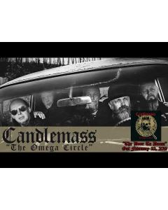 CANDLEMASS-The Door To Doom/Limited Edition Deluxe Boxset