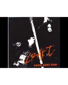 CRAFT - Total Soul Rape / White LP