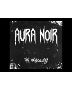 AURA NOIR - The Merciless / CD