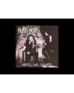AURA NOIR - Dreams Like Deserts / LP