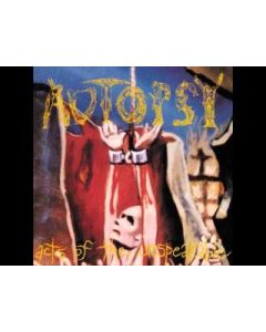 AUTOPSY - Acts Of The Unspeakable / LP