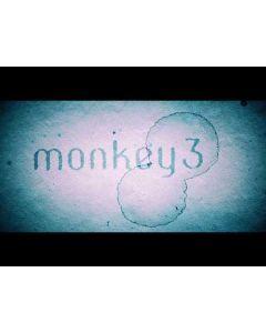 MONKEY3-Sphere/Limited Edition BLACK Vinyl Gatefold 2LP