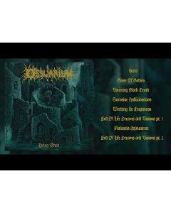 OSSUARIUM - Living Tomb / LP