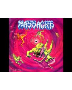 MASSACRE - From Beyond / Digipak CD