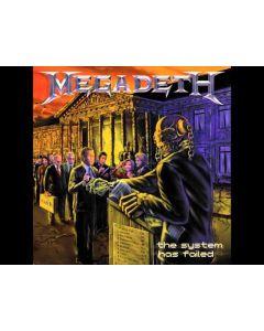MEGADETH - The System Has Failed / LP