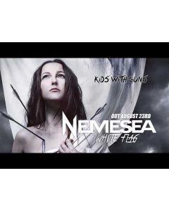 NEMESEA - White Flag / Digipak CD