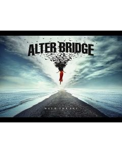 ALTER BRIDGE - Walk The Sky / Limited Edition SILVER 2LP W/ ETCHING