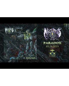 NOCTURNUS AD - Paradox / CD