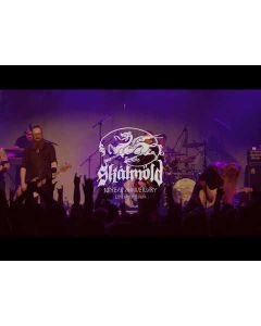 SKALMOLD - 10 Year Anniversary - Live In Reykjavík / 2CD + BluRay Digipak