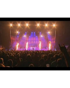 HAMMERFALL - Live! Against The World / LIMITED EDITION Blu-Ray + 2CD Earbook