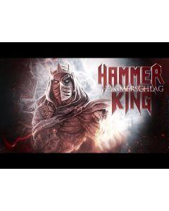 HAMMER KING - Hammer King / DELUXE BOXSET