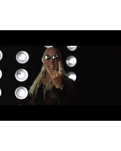 DEE SNIDER - Leave A Scar / LIMITED DEE-HARD EDITION RED BLACK MARBLE LP WITH SLIPMAT AND BACK PATCH PRE-ORDER RELEASE DATE 7/30/21