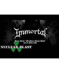 IMMORTAL - Northern Chaos Gods / White LP