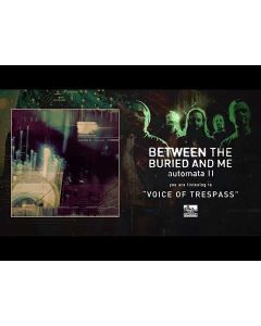BETWEEN THE BURIED AND ME - Automata II / CD