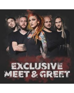 Sauget, IL - Infected Rain Exclusive Meet and Greet