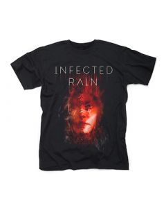INFECTED RAIN - Fighter / T-Shirt PRE-ORDER RELEASE DATE 1/7/22