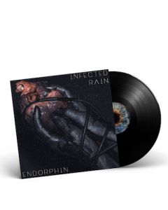 INFECTED RAIN - Endorphin / BLACK LP Gatefold