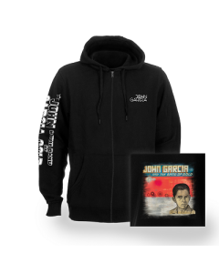 JOHN GARCIA-John Garcia And The Band Of Gold/Zip Hoodie