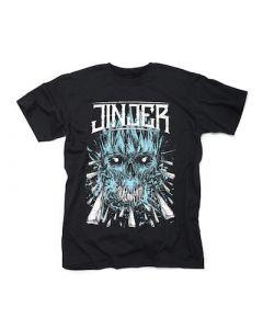 JINJER - Breathe In / T-Shirt PRE-ORDER RELEASE DATE 8/27/21