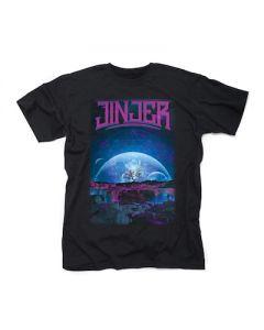 JINJER - Macro / CD + Retrospection T-Shirt Bundle