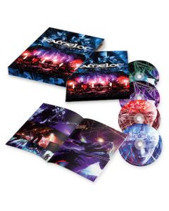 KAMELOT - I Am The Empire - Live From The 013 / Blu-Ray + DVD + 2CD Digipak