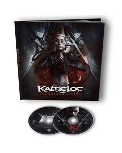 KAMELOT-The Shadow Theory/Limited Edition 2CD Earbook