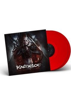 KAMELOT-The Shadow Theory/Limited Edition RED Vinyl Gatefold 2LP