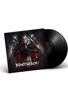 KAMELOT-The Shadow Theory/Limited Edition BLACK Vinyl Gatefold 2LP
