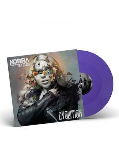 KOBRA AND THE LOTUS - Evolution / PURPLE LP Gatefold